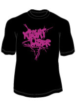 night laser t-shirt