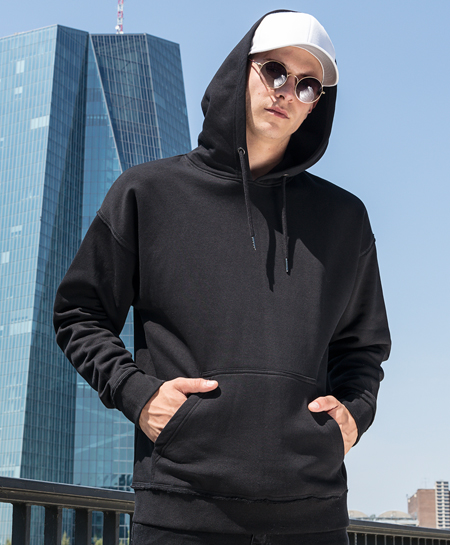 buid your brand oversized unisex hoodie by074
